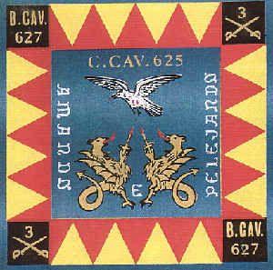 Companhia de Cavalaria 625 do Batalhão de Cavalaria 627 Angola 1964/1966