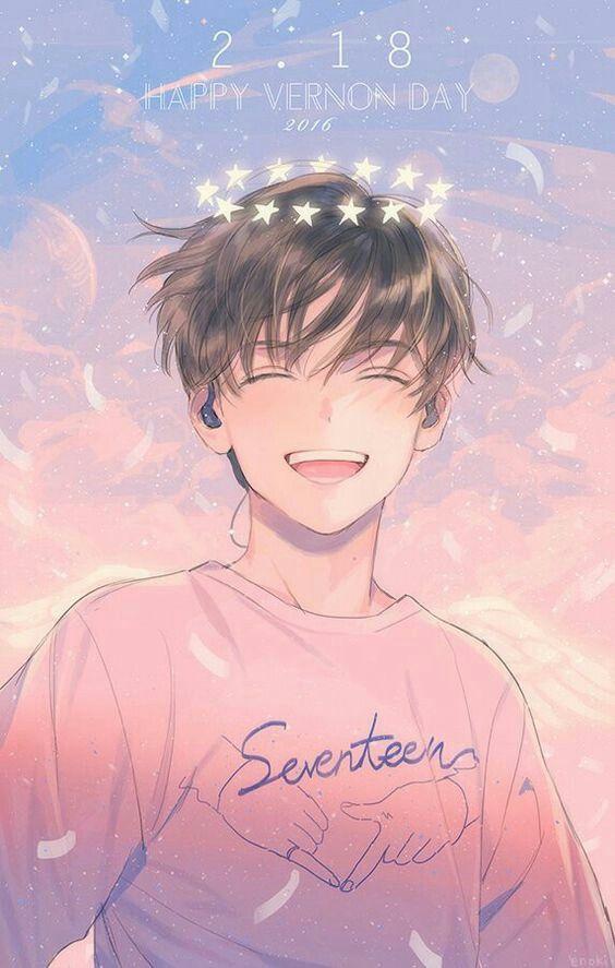 Immagine Di Fanart Kpop And Seventeen