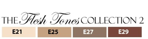 Copic Flesh Tones Collection 2