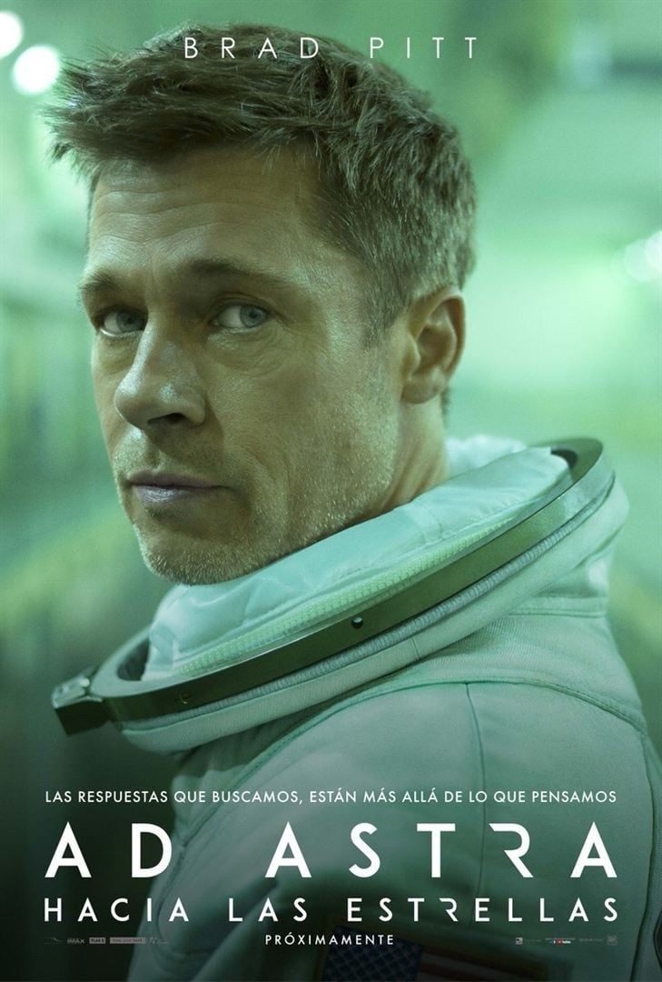 Ver Ad Astra 2019 Pelicula Completa Online En Espanol Latino Brad Pitt Tommy Lee Jones Ad Astra