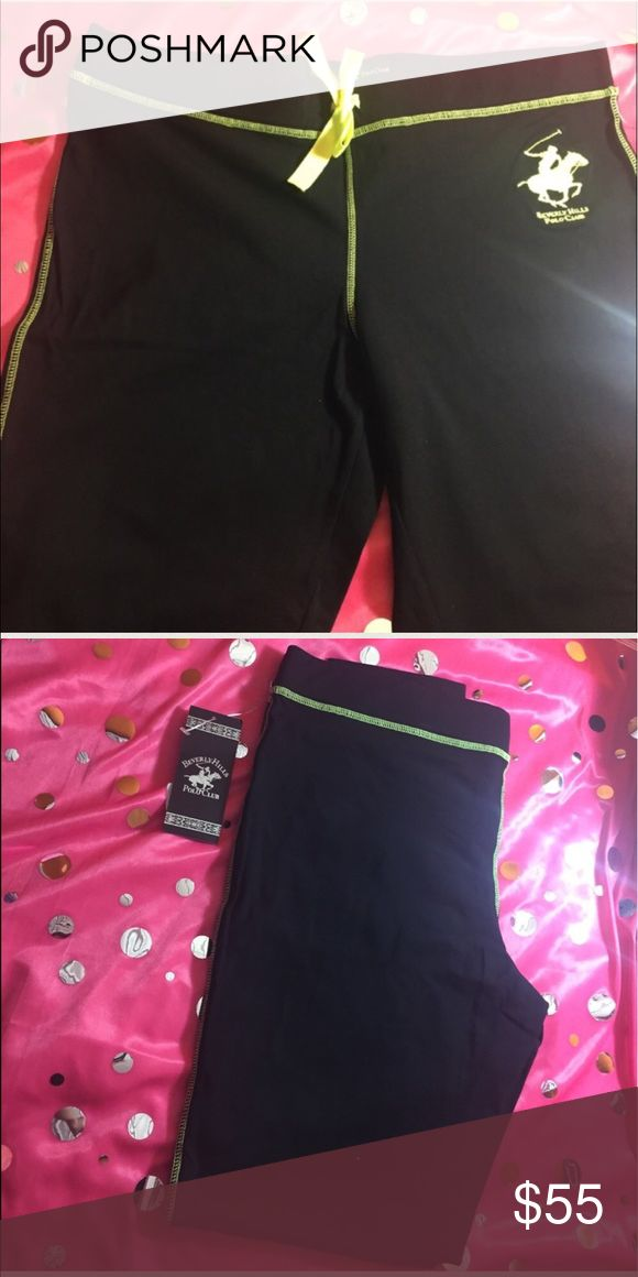 Jogging Pants-Soft Pants New New with tags  Size XL Stretch Material: cotton/ spandex Beverly Hills Polo Club Soft Pants. Beverly Hill Polo Club Pants Track Pants & Joggers