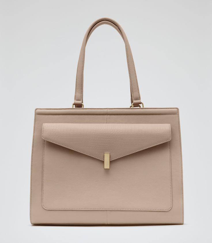 lennox bags vintage. reiss | lennox biscuit lock detail handbag 100% cow leather. lining: 100 bags vintage n