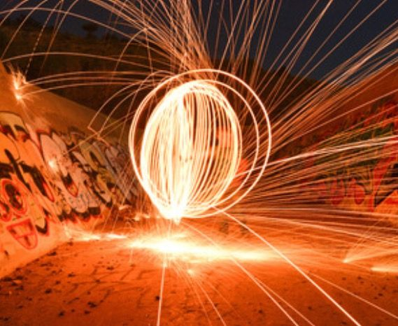 http://m.instructables.com/id/Incredible-Steel-Wool-Photography/