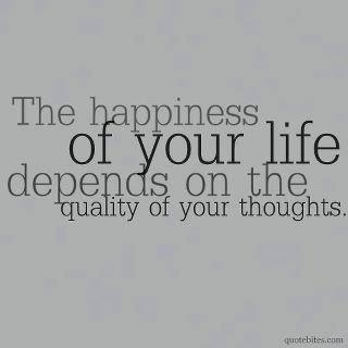 It's true.Life Dependent, Happy Thoughts, Thinking Positive, Truths, So True, Happiness, Positive Thoughts, Living, Inspiration Quotes