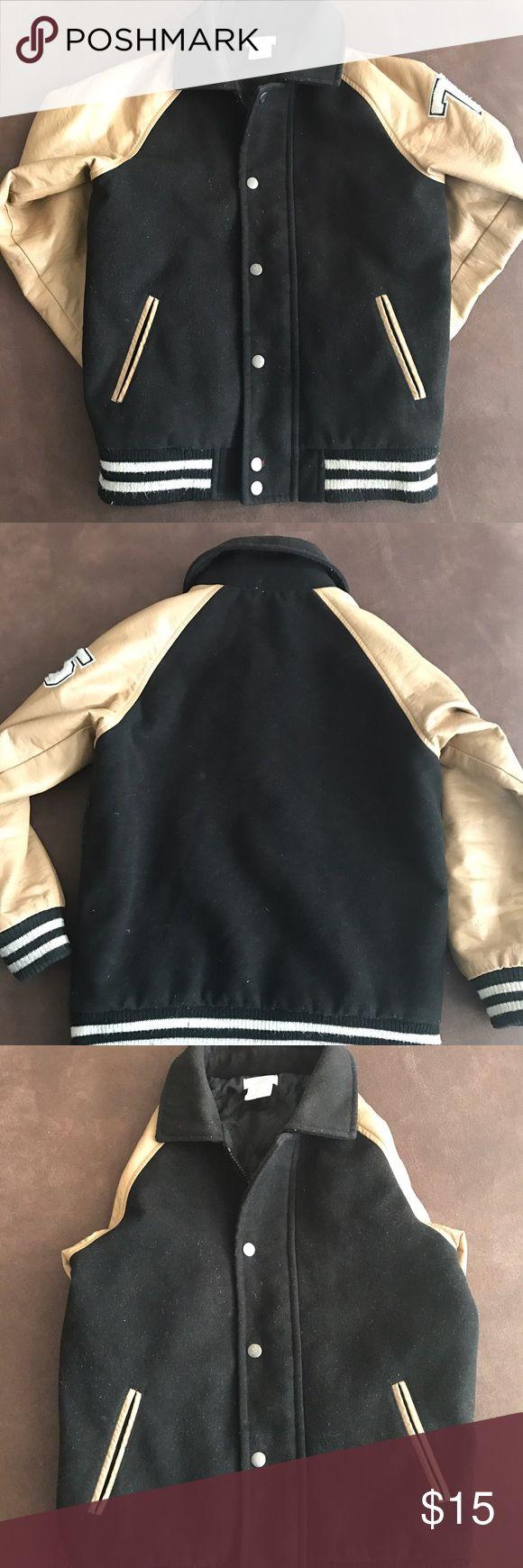 Varsity letterman jacket Kids letterman jacket. My son love this jacket. Has gotten to small for him. Joe  Jackets & Coats