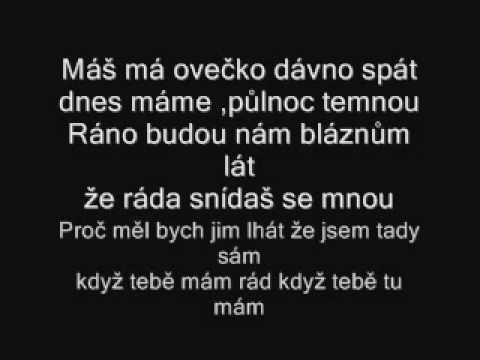 BLáznova ukolébavka text - YouTube