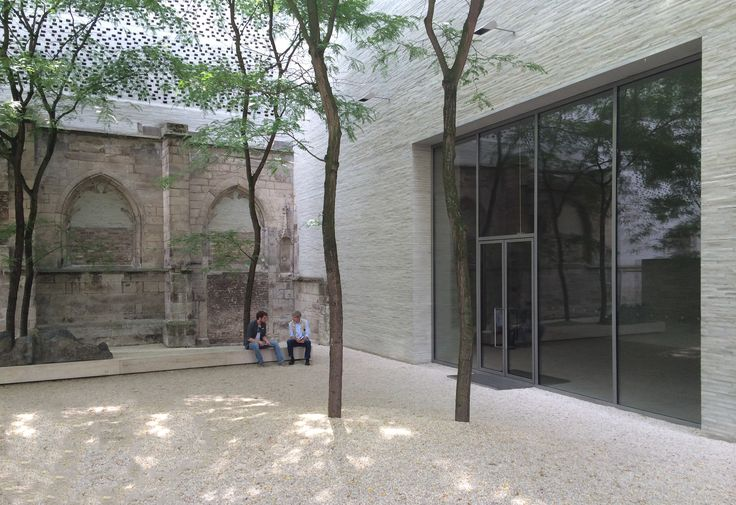 Image 20 of 20 from gallery of Peter Zumthor: Seven Personal Observations on…