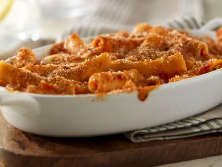 Barilla® Baked Ziti with Cheese... Try this step by step Barilla recipe for a delicious meal that you're sure to love.