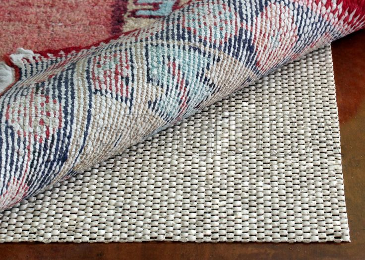 superlock natural rubber rug pads