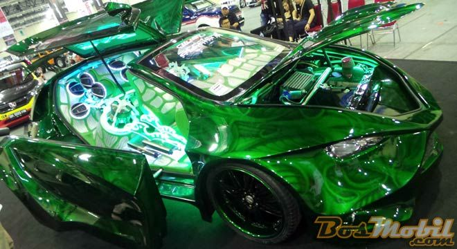 Accelera Auto Contest Final Battle 2013 #BosMobil