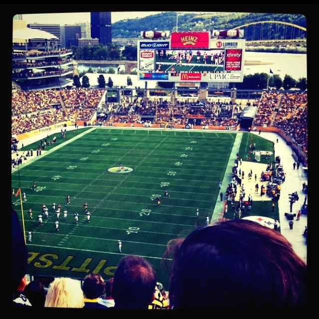 Pittsburgh Steelers @ Heinz Field
