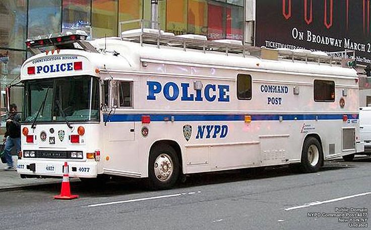 American police cars and emergency vehicles pictures from the USA ...