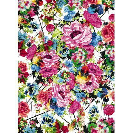 Bloem behang praxis http://www.praxis.nl/verf-laminaat-decoratie/behang/fotobehang/fotobehang-wit-met-fleurige-bloemen-4-749/5324981/carousel?item=1