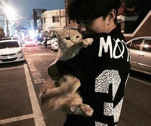 Me and my girlfriend though || MEOW