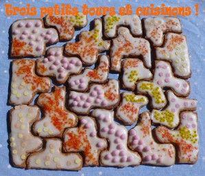 Jouer avec la nourriture : le puzzle à dévorer