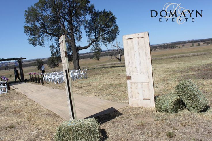 A gorgeous Marquee Wedding on a private property in Coonabarabran. The Domayn Team were involved in everything from the reception to the outdoor ceremony, flowers to the fire pits! For more information visit www.domaynevents.com.au