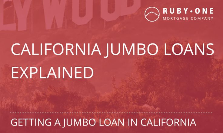 Jumbo Loans: Mortgage Limits and Requirements https://www.rubyhome.com/jumbo-loans/california/ #RealEstate #MortgageUpdated via @rubyhome