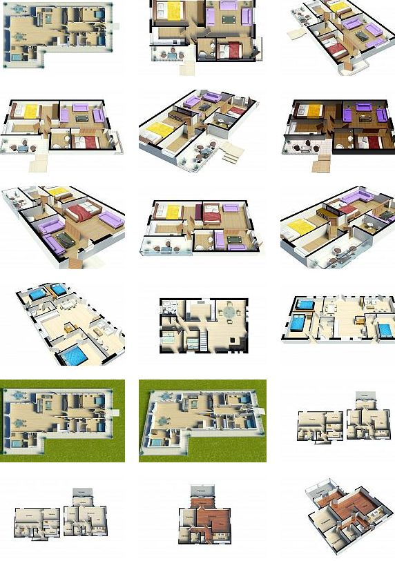 27 best interactive floor plan software images on for Interactive floor plan software