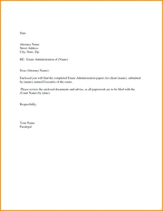 simple email cover letter template