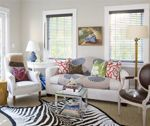 Custom made blinds and curtains from VOGUE WINDOW FASHION