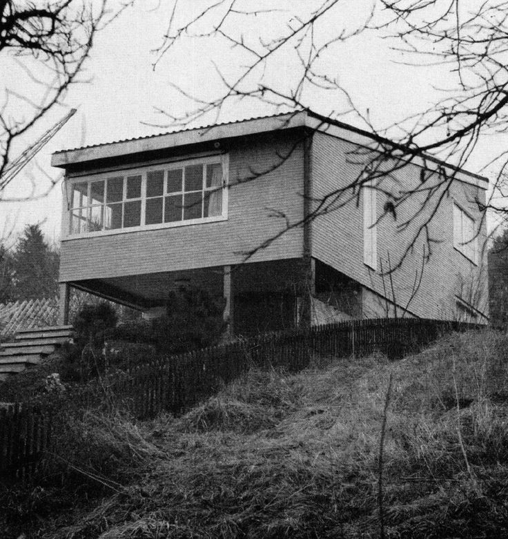 Architect's own house