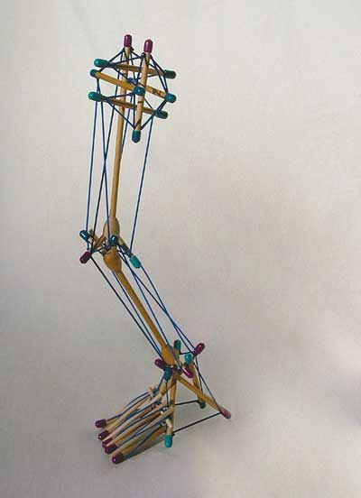 Another great tensegrity model