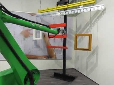 11 R H Robot Technick In Der Oberflachenbeschichtung Baufachforum Baul Fensterbauer Fenstereinbau Ideen