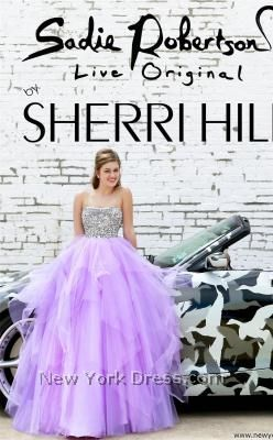 Sherri Hill 11085 - NewYorkDress.com
