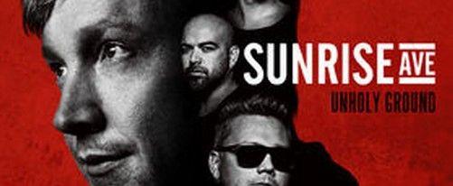 """Sunrise Avenue neues Album - Unholy Ground - Mit """"Hollywood Hills"""" landeten sie den Radio-Hit 2011 - kein Song ging häufiger über den Sender als dieser"""