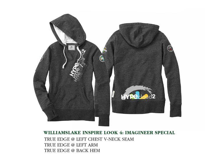 (M) WILLIAMSLAKE Roots73 Hoody Trimark Sportswear Group