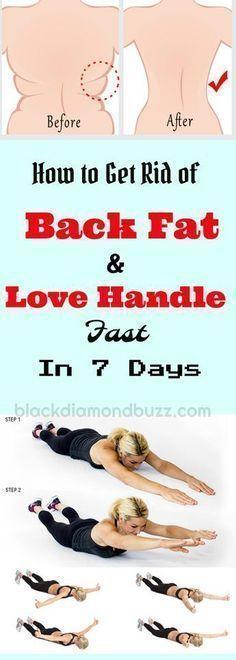 Bye bye bra strap back fat!