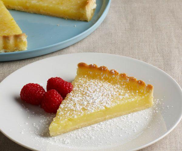 le dessert simplissime du jour la tarte au citron facile et rapide lemon and
