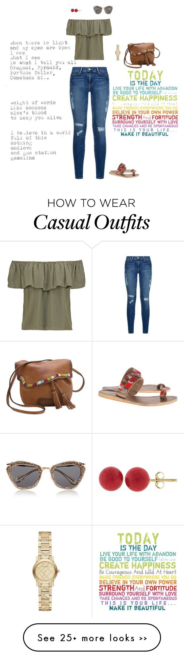 """""""Casual Weekend"""" by jenily on Polyvore"""