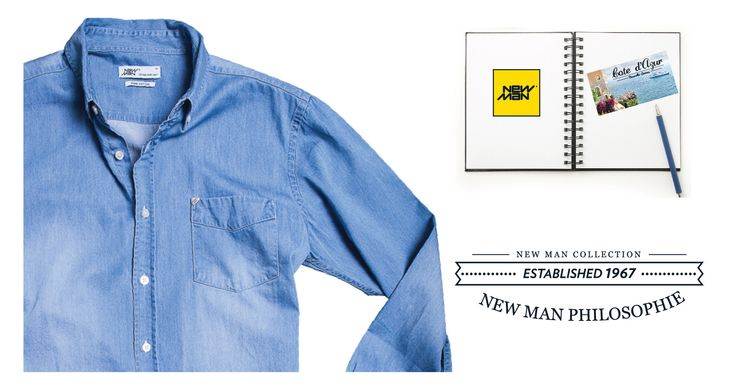 Colección New Man Chile #Demin www.newmanchile.cl