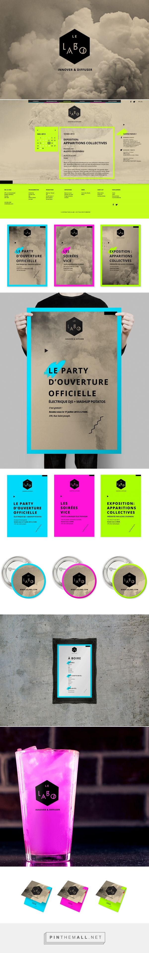 Le Labo Bar Branding by Maryline Vachon | Fivestar Branding Agency – Design and Branding Agency & Curated Inspiration Gallery