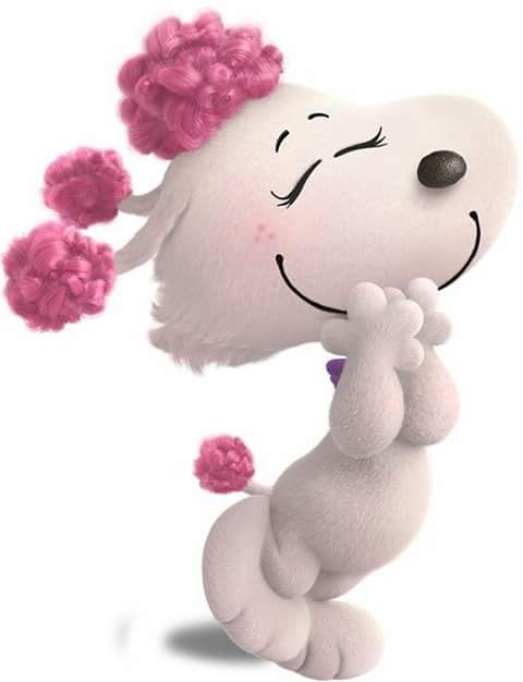Snoopy's Girlfriend