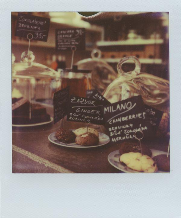 I Need Coffee! /// Polaroid Prague city guide www.spud.cz