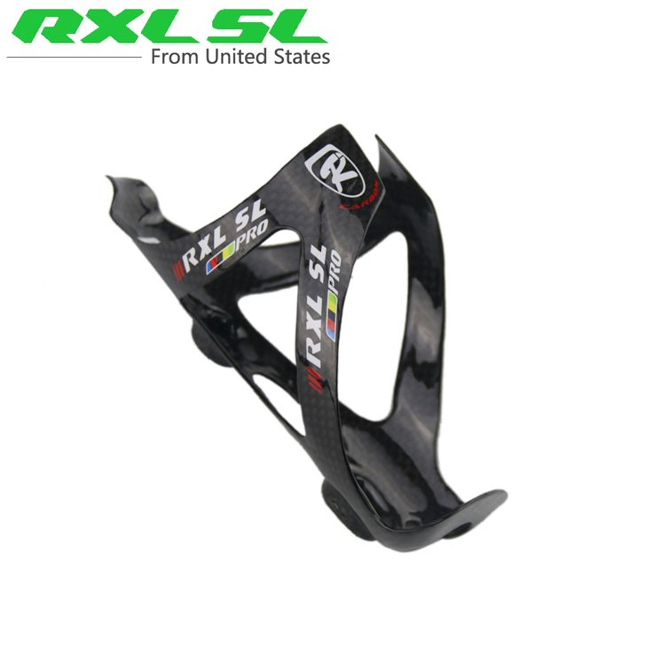 RXL SL PRO Carbon Bottle Cage Bicycle Bottle Holder Cycling Road Mountain Bike Water Bottles Cage Cycle Mount 30g RXL88 #CLICK! #clothing, #shoes, #jewelry, #women, #men, #hats, #watches