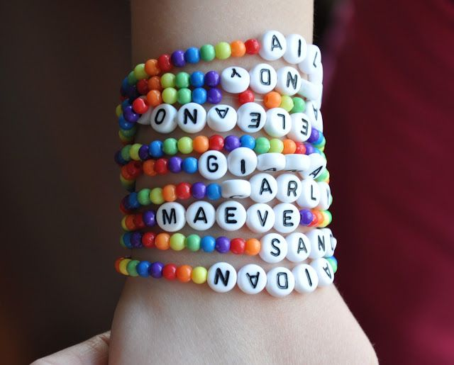 Backless Shirt: Maeve's Rainbow Birthday Party