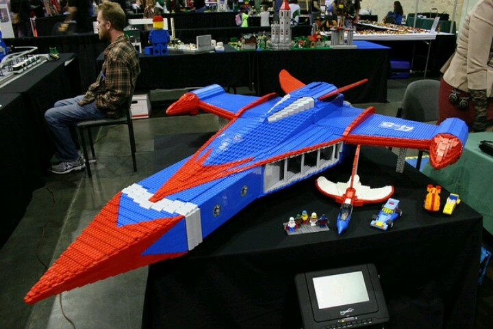 battle of the planets vehicles - photo #7
