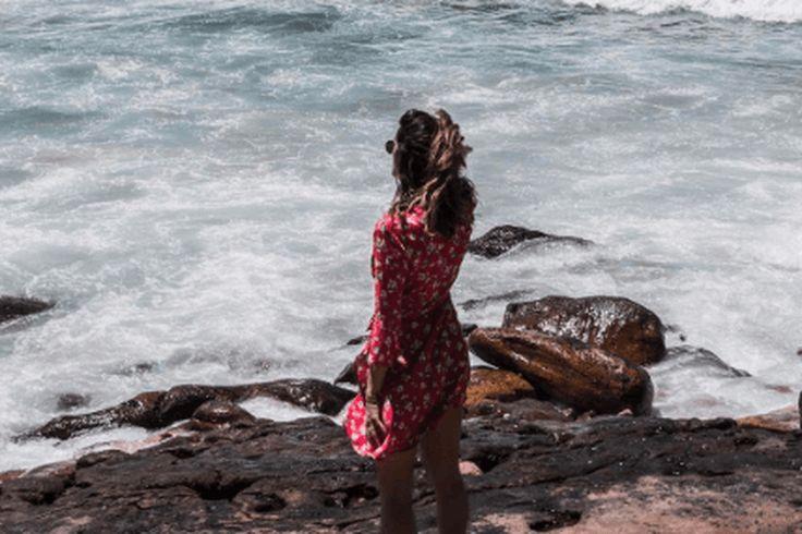 Le look blogueuse de la semaine: Kenza Sadoun el Glaoui, fleurie au Maroc