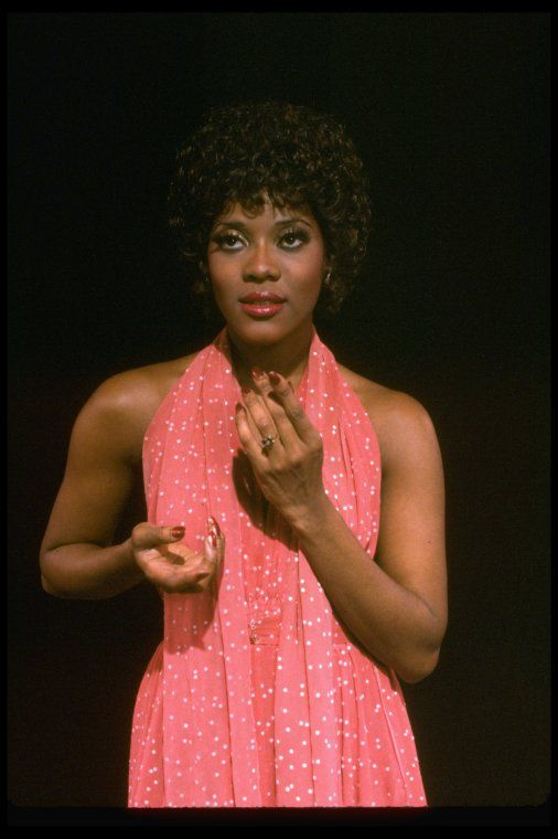 queenn-i-c:   Loretta Devine in the Original Production of 'Dreamgirls' (1982). Martha Swope, Photography   Wow