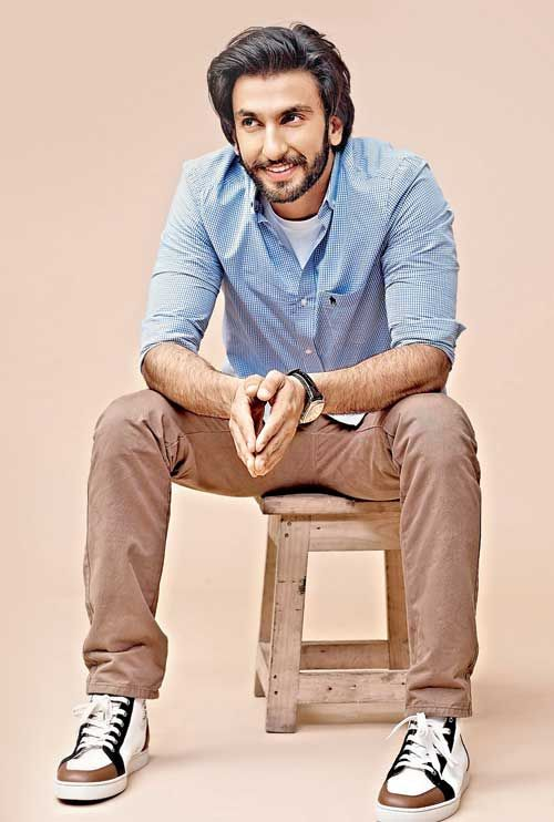 Ranveer Singh #Bollywood #Fashion