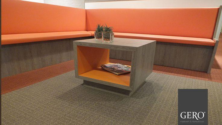 GERO Maatwerk & Interieurs - Tafel meubel Service Residentie Molenwijck www.gero-interieurs.nl