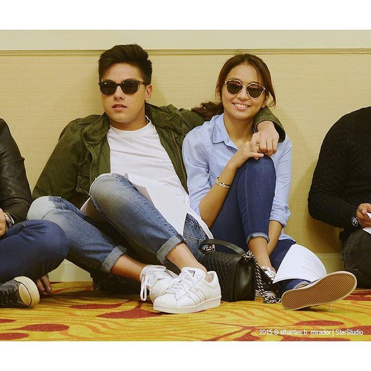 """#KathNiel #PSYThanksgivingTour #OneKapamilyaGo See you all Sunday at the Oracle Arena in Oakland! Photo by @Sthanlee B. Mirador 