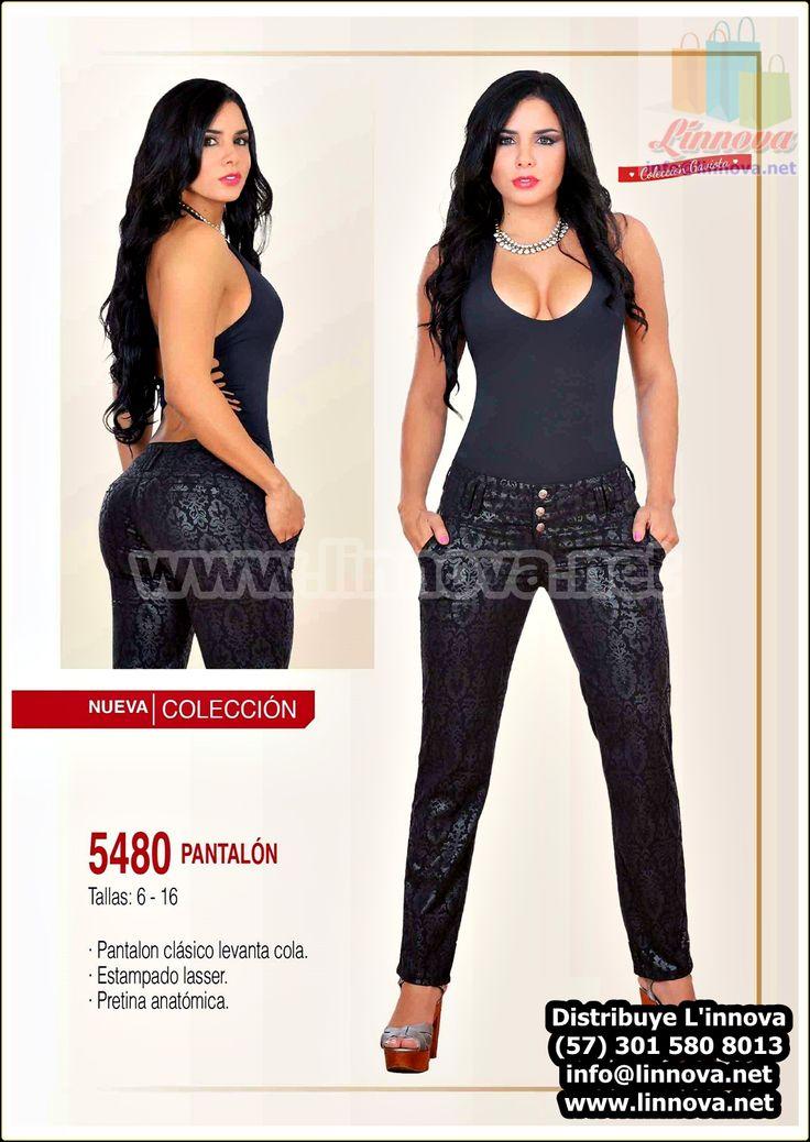 150419 - Ropa Casual para Dama / Jeans & Blusas
