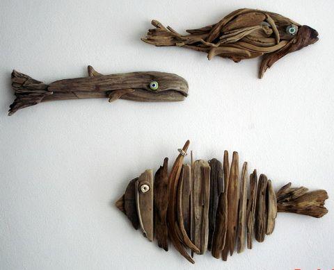 Uszadékfa halacska
