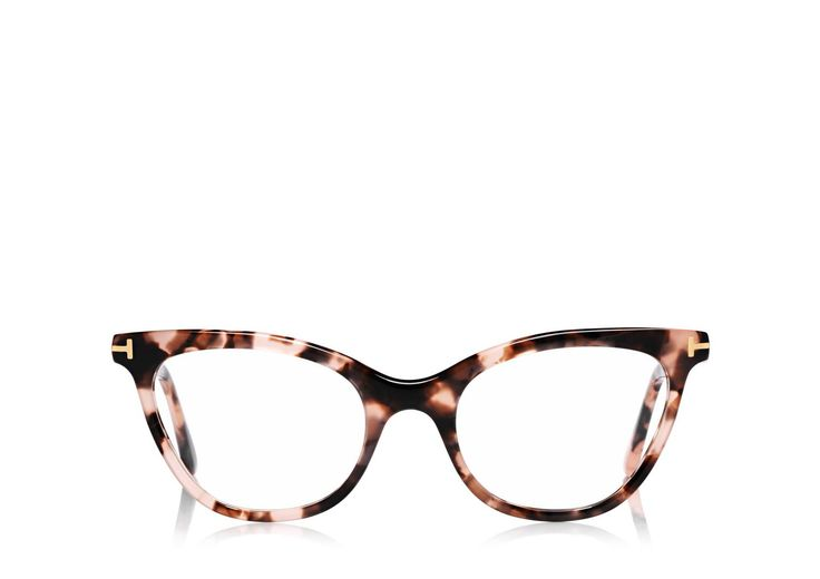 Cat-Eye Temple Optical Frame- Tom Ford