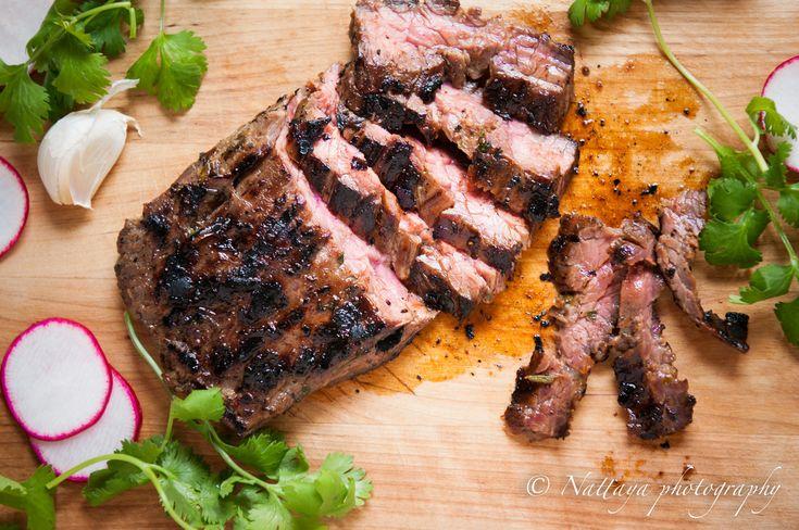 about Marinated Skirt Steak on Pinterest   Skirt Steak Recipes, Steak ...