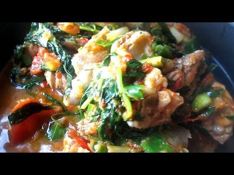Cooking with Mom #48 - Ayam Rica Rica Andaliman (Masakan Nusantara) | Ch...